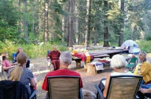 Nature Retreat with Lama Lakshey 2017